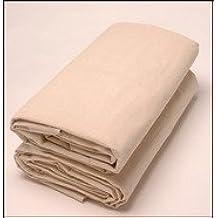 4 Piece Set - 9 x 12 Canvas Cotton 10 Oz. Drop Cloth