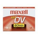 Maxell Mini DV Camcorder Tape