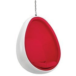 Fine Mod Imports Egg Hanging Chair