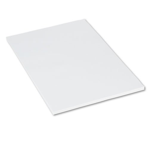 Pacon® - Medium Weight Tagboard, 36 x 24, White, 100/Pack - Sold As 1 Pack - Strong, multipurpose tagboard.