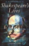 Shakespeare's Lives, Samuel Schoenbaum, 0192831550