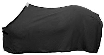 (Tough 1 Soft Fleece Blanket Liner/Sheet, Black,)