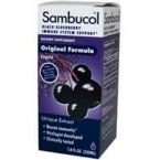 (Sambucol Sambucol Black Elderberry Syrup (1x7.8 Oz))