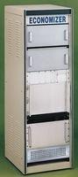 Economizer Rack - Bud Industries - ER-16616-BT - Economizer Cabinet Rack-78.8x19 Ventilated, Black
