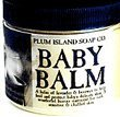 All Natural Baby Balm - Beeswax & Lavender made in New England
