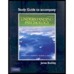 Study Guide for Understanding Psychology 9th Edition