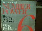 Contemporary's Number Power: The Real World of Adult Math World Problems 6