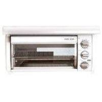 Black & Decker TROS1500 SpaceMaker Traditional Toaster Oven, White