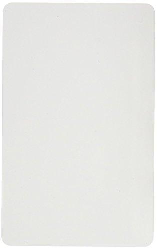 Fargo 82279 UltraCard PVC Card - CR-79 - Smooth - 500 / (Backed Pvc Cards)