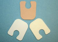 18159 Pedi-pads 1/8 Felt #105 100/Pack Part# 18159 by Aetna Felt Corporation Qty of 1 Pack