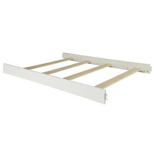 Evolor Napoli Crib Full Size Conversion Kit Bed Rails - White by Evolur