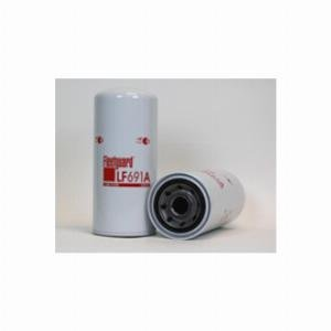 Fleetguard Lube Filter Full Flow Spin On Pack of 6 Part No: LF691A by Cummins Filtration