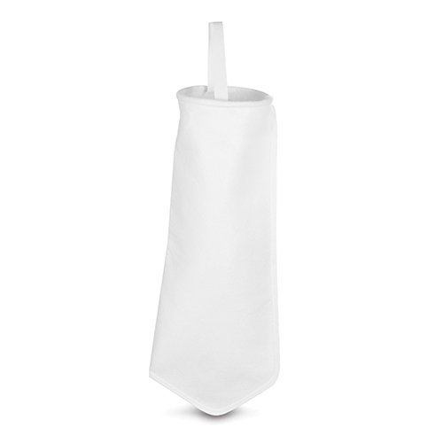 Rosedale Products, Inc. PE-15-P8S Polyester Felt filter Bag , 6'' x 21'' , White (Pack of 50) by Rosedale Products, Inc.