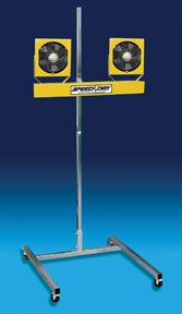 Infratech INF-15-1000 Speed Dry Fans Stands