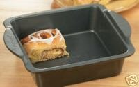 Tupperware Chef Series Square Cake Pan TEFLON 8x8