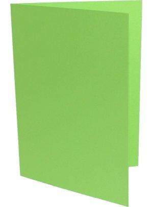 90 Bastelkarten DIN Lang ( DL ) maigrün B003KW1XBU | Vorzugspreis