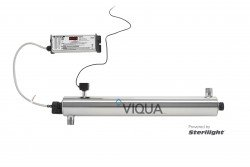 Viqua Sterilight 22-30 GPM Monitored UV VP600M Professional Plus System by Viqua