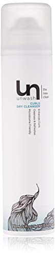 (Unwash Curls Dry Cleanser: No Rinse, Waterless, Dry Shampoo for Naturally Curly or Textured Hair - 5.1 Fl Oz)