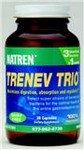 Trenev Trio Probiotics Dairy Free 90 count by Natren, My Pet Supplies