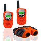 JRD&BS WINL Toys for 3-12 Year Old Girls, Walkie Talkies for Kids Toys