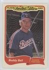 (Buddy Bell (Baseball Card) 1985 Fleer Limited Edition Baseball Superstars - Box Set [Base] #1)