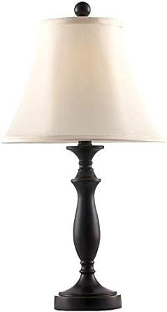 Lámpara de mesa American Country Office Lámpara de escritorio ...