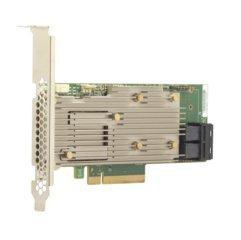 Broadcom MegaRAID SAS 9460-8i - Storage controller - 8 Channel - SATA/SAS 12Gb/s low profile - 1200 MBps - RAID 0, 1, 5, 6, 10, 50, JBOD, 60 - PCIe 3.1 x 8