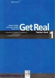 Get Real Teacher's Book 1 with 3 Class Audio CDs ebook