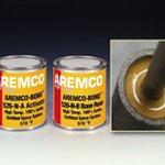 Aremco-Bond 526-N Epoxy for Tough Bonding Applications, Quart