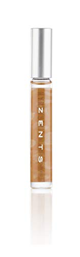 - Zents Attar Fragrance Concentrate, Roll-On Perfume and Aromatherapy, for Travel and Long Lasting Scent, 33 oz / 10 ml (Mandarin)