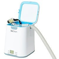 SoClean 2 CPAP Cleaner and Sanitizing Machine with Respironics Heated Hose Adapter