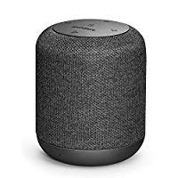 Bluetooth Shower Speaker,Soundcore Motion Q 16W portable bluetooth speaker by Anker,IPX7 waterproof speaker,360° Speaker with Two full-range Drivers for Louder Sound,for Outdoor Activities and parties