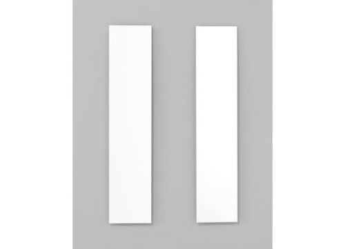 Robern CB-UBK36D6A  Surface Mount Top and Bottom Finish Kit