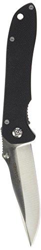 Ganzo G7142 Folding Knife Handle G10 Black Liner Lock BRD4116