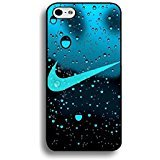 Water Droplets Background Nike Phone Case Cover for Iphone 6/6s 4.7 (Inch) Just Do It Luxury Design