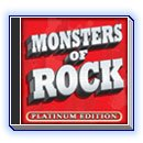 Monsters of Rock Platinum Edition Disc One As Seen on TV!