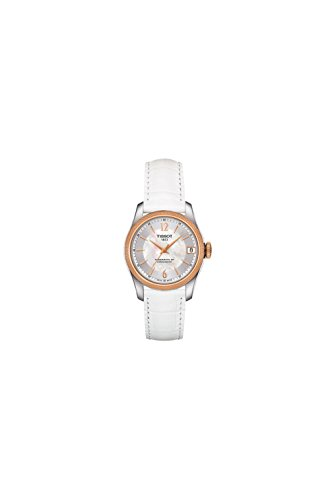 Tissot T-Classic Ballade Automatic Mother of Pearl Dial Ladies Watch T108. 208. 26. 117. 00 by Tissot