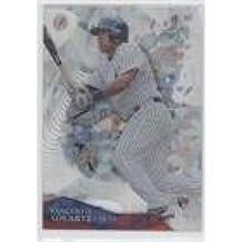 Yangervis Solarte #58/75 (Baseball Card) 2014 Topps High Tek - American League - Ice Diffractor #HT-YS