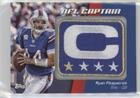 Ryan Fitzpatrick (Football Card) 2012 Topps - NFL Captain's Patch #NCP-RF