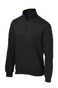 Men's Athletic 1/4-Zip Sweatshirt in Sizes XS-4XL ()