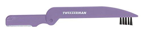 TWEEZERMAN Precision Folding Brow Razor, 0.3 Ounce by Tweezerman