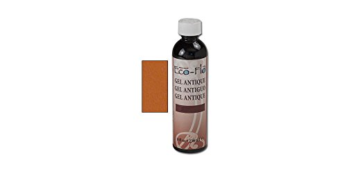 Tandy Leather Eco-Flo Gel Antique 8 oz Tan 2607-04
