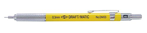 Alvin DM03 Draft-Matic Mechanical Pencil .3mm