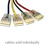 C2G/Cables to Go 18566 110/Cat5E 568B RJ45 Patch Cord, Gray (14 Feet/4.26 Meters)