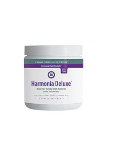 D'Adamo Blood Type Diet Harmonia Deluxe Greens Drink Mix All Types -- 7 oz by - Beverage Deluxe