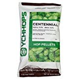 (Home Brew Ohio Us Centennial 1 Lb. Hop Pellets for Home Brewing beer Making)