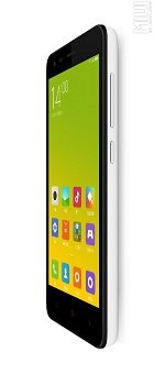 Estuche estanco al agua con entrada de auriculares para Xiaomi Tech Redmi 2 + auricular incluido, transparente | Trotar bolsa de playa al aire libre caja brazalete del teléfono caso de cáscara bajo pl