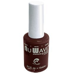 Amazon Com Nu Wave Antifungal Amp Enriched Nail Polish Candy Apple Shiny Red Health Amp Personal Care