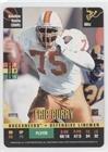 Eric Curry (Football Card) 1995 Donruss Red Zone - [Base] #ERCU