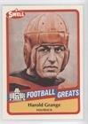 (Red Grange (Football Card) 1989 Swell Football Greats - [Base] #5)